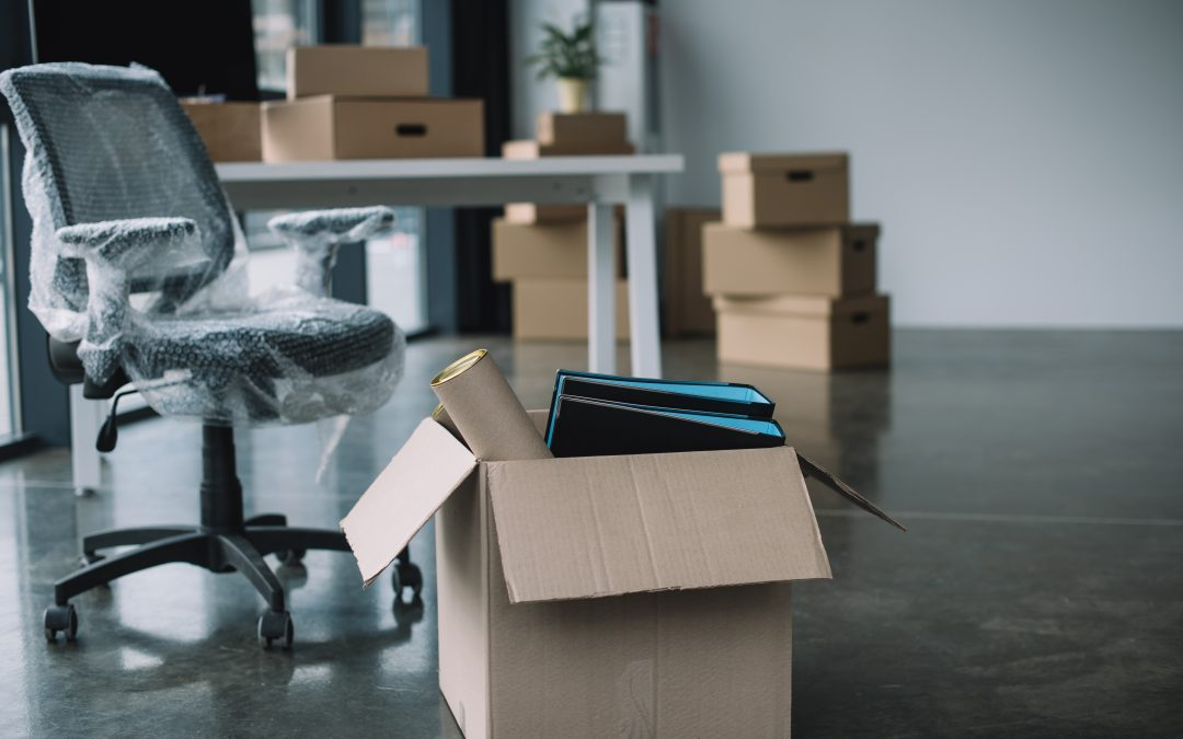 Technical Challenges Around an Office Move
